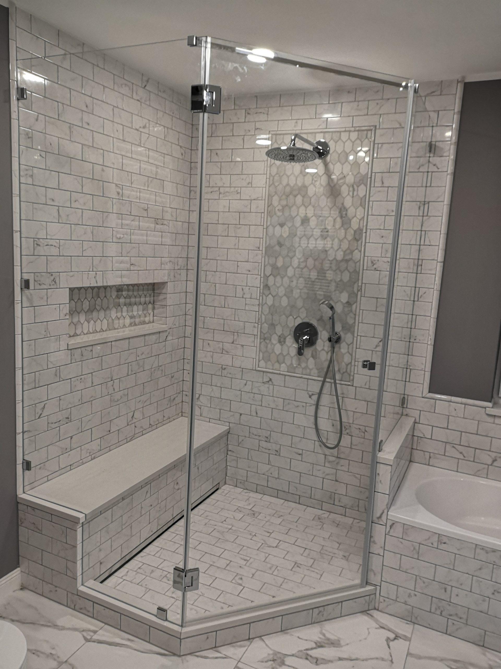 Kabina prysznicowa 2